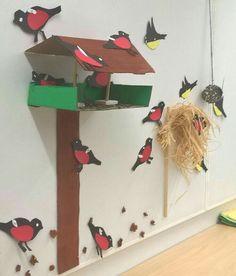 In the kindergarten TOP Hands of children's birds. Cd Crafts, Preschool Crafts, Diy And Crafts, Arts And Crafts, Paper Crafts, Class Decoration, School Decorations, Animal Crafts For Kids, Art For Kids