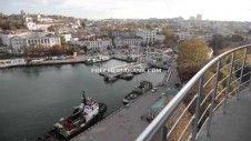 View of the Sevastopol bay. Crimea, Ukraine. Free HD stock footage. http://www.freemediabank.com/view-of-the-sevastopol-bay-crimea-ukraine-2/