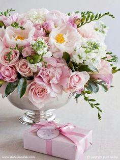 <3 Floral Arrangement