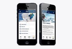 Nendaz Tourisme / application web mobile Mobiles, Web Mobile, Lausanne, Mobile Marketing, E 10, Application Web, Phone, Advertising Agency, Internet Usage