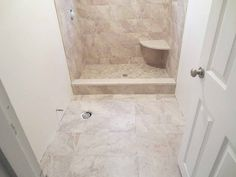 "Part ""2"" How to tile shower stall or tub walls - Where to start shower surround tiles Installation - YouTube"