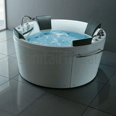 ... , badkamer ideeen, whirlpool badkamer, indoor jacuzzi, whirlpoolbad