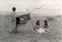 Shoshoni women