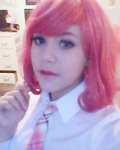 I love Kofuku so much. You don't understand. . . . . . #anime #cosplay #noragami #kofukucosplay #kofuku #kofukunoragami #noragamikofuku #kofukugoddessofpoverty #goddess #noragamicosplay #animecosplay #pink #ilove #wife