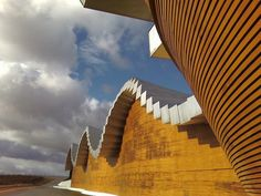 Las bodegas Ysios del Arquitecto Santiago Calatrava, Laguardia