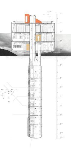 Arquitectura Flotante - Benjamín Lezaeta