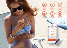 SFIT Program.  ‪#‎SFIT #indiegogo‬ #TANNING #SKINCARE #FITNESS #wearabledevice
