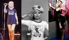 debbie harry 2 A History of Style: Fashion Inspired by Debbie Harry
