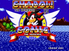 Shadow in Sonic 1 | shadow in sonic 1 v1 00 s1 hack shadow in sonic 1 v1 1 s1 hack