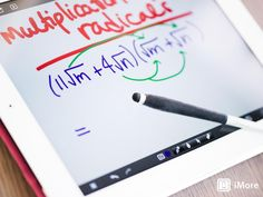 how a college math professor uses his iPhone and iPad to work better with students. Math Teacher, Teaching Math, Teacher Resources, College Math, College Life, The Learning Experience, Use Me, Learning Tools, Educational Technology