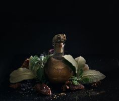 Flüssiges Gold, Edible Luster Dust, Elderberry Juice, Mountain Rose Herbs, Kitchen Magic, Kitchen Witch, Natural Kitchen, Herbal Magic, Magic Recipe