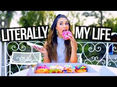 Literally My Life (OFFICIAL MUSIC VIDEO) | MyLifeAsEva - YouTube.      Go watch!!