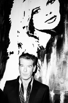 Love Is All You Need for Pierce Brosnan