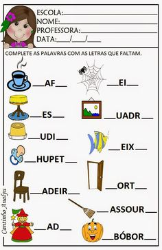 Um blog sobre educação com artigos, textos, dicas e atividades escolares para a Educação Infantil, Ensino fundamental e professores . Diy For Kids, Homeschool, Blog, Marines, Mandala, Reading Activities, Preschool Literacy Activities, Letter C, Dyslexia