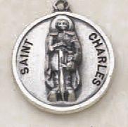 Saint Charles (Patron Saint: Against Ulcers)