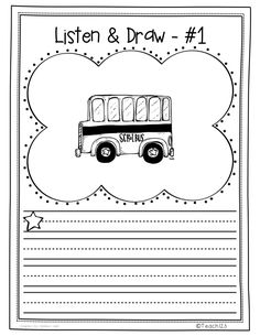 - tips for teaching elementary school: Beginning of the Year: Procedures and Listening Skills Beginning Of The School Year, New School Year, First Day Of School, Pre School, Sunday School, Listening And Following Directions, Following Directions Activities, Library Lesson Plans, Library Lessons