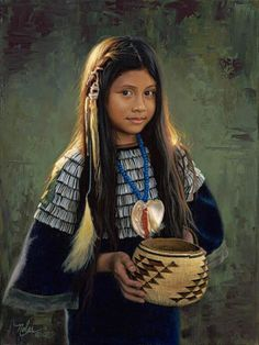 ☆ Dominique :¦: By Artist Karen Noles ☆