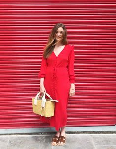 I Bought a £26 New Look Dress and Have Never Received So Many Compliments via @WhoWhatWearUK