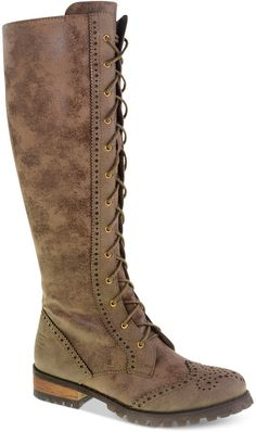 e71fd633e05 Chinese Laundry Tall Tales Lace-Up Tall Boots on shopstyle.com Hiking Boots  Women