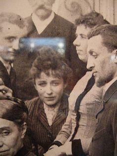 Camille Claudel  Poitiers - Le musée Sainte-Croix,  visiting exhibit