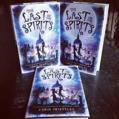 The Last of the Spirits by Chris Priestley