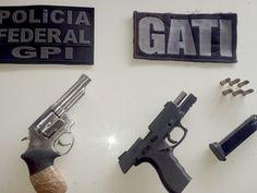 A Polícia Federal em Pernambuco prendeu, ontem, (29), três homens acusados de integrar uma quadrilha de assaltos a agências dos Correios no interior pernambucano e a lojas no Centro do Recife. Os ag ...