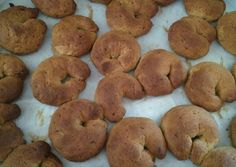 Greek Cookies, Sweets, Sugar, Desserts, Bread, Foods, Tailgate Desserts, Food Food, Deserts