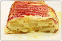 Cake campagnard façon tatin