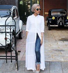 Hijabi fashion turban Muslim inspiration
