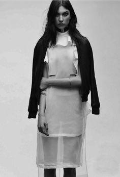 balenciwanga:  Jacquelyn Jablonski inS Moda May 2013