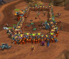 Been waiting on Poundfist for so long we formed our own dueling arena. - Imgur