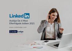 LinkedIn-data avslöjar de sex mest efterfrågade jobben 2021 och de viktigaste färdigheterna som behövs för varje position. #LinkedIn #LinkedInMarknadsföring #marknadsföringsstrategi #digitalmarknadsföring #socialamedier #marknadsföringavsocialamedier #marknadsföringiSverige #marknadsföringstips #CodeLedge #vaxjo #växjö #växjökommun #vaxjokommun #vaxjocity #växjöcity #sweden Social Media Marketing, Digital Marketing, Coding, Sweden, Tops, Programming