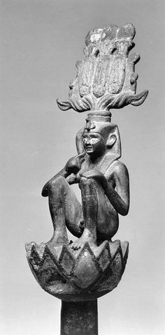 Shu - The ancient Egyptian god of Air...
