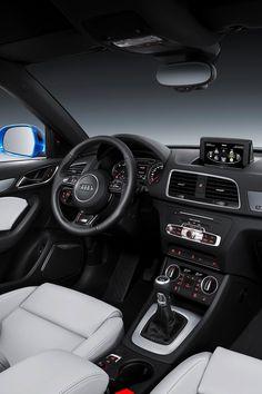 Audi Q3 (2015) S-Line Interior
