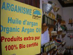 Aceite de Argán certificado  www.farmacia-internacional.net