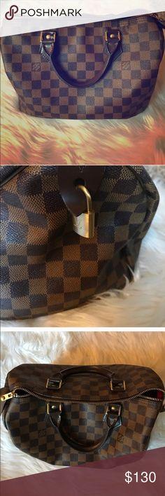 Louis Vuitton speedy 30 Not authentic Louis Vuitton Bags