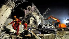 The quake took 114 lives in the Wei-kuan apartment complex at the southern city of Tainan -- a third of the victims were under 25-years-old.   #taiwanquake #quakesurvivor