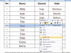 Cara menghapus kolom di Word sangat mudah. Saya yakin hampir sebagian besar orang yang terbiasa bekerja dengan Microsoft Word akan mampu melakukannya. Namun tidak menutup kemungkinan, bagi para pemula akan menemui kesulitan ketika akan menghapus sebuah kolom atau baris pada Microsoft...  http://iteknologi.com/cara-menghapus-kolom-di-word-terbaru.html