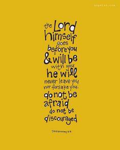 Fear not.....