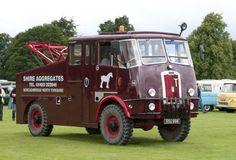 Thornycroft Nubian SSO Tow Truck, Big Trucks, Classic Trucks, Classic Cars, Commercial Vehicle, Vintage Trucks, Military Vehicles, Tractors, Dream Cars
