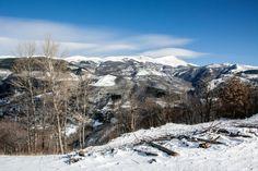#Cutigliano #montagna #abetone #paesaggio #landscape #inverno