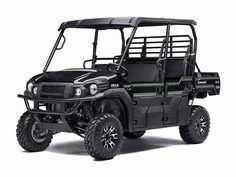 New 2017 Kawasaki Mule PRO-FXT EPS LE ATVs For Sale in Florida. The Kawasaki Difference: Kawasaki Strong - Our Fastest, Most Powerful Six-Passenger Mule EverThe 2017 Mule PRO-FXT Side x Side has incomparable strength and endless durability backed by over a century of Kawasaki Heavy Industries, Ltd. engineering knowledge. Go and get the job done with the Mule PRO-FXT Side x Side three-passenger Trans Cab system, or easily convert it to six-passenger mode for a revolutionary new way to work…