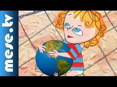 Kukasziget és palackpulcsi - Lola mesék rajzfilm sorozat