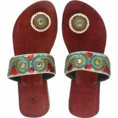 Bijou Collection | Paduka SandalsPaduka Sandals