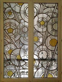 Vitraux Art Déco et Art Nouveau - Au Passeur de Lumière