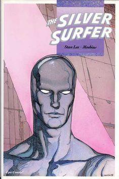 Stan Lee - Moebius - Silver Surfer