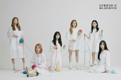 K-Pop News: GFRIEND comeback, more about new album Labyrinth and BigHit management Korean Girl Groups, Kpop Girl Groups, South Korean Girls, Gfriend Album, Gfriend Yuju, Lee Hyun Woo, Song Reviews, Photo Images, Fandom