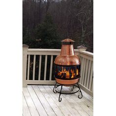 Found it at Wayfair - Cape Copper Chiminea //www.wayfair.com/daily-sales/p/Hot-Tubs-%26-Fire-Pits-Cape-Copper-Chiminea~DEC1159~E23115.html?refid=SBP.rBAjEVWns-gnjWe7SHKvAlnpfUPJE0BkjC91AjCvASk