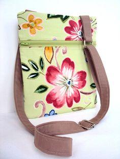 #Hip_Bag  #Cross_Body  Sling Bag  Errand Runner by ClaudiaBagDesigns, $25.00