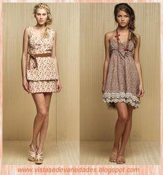 Nossa Belezaa *: Onde comprar os vestidos românticos
